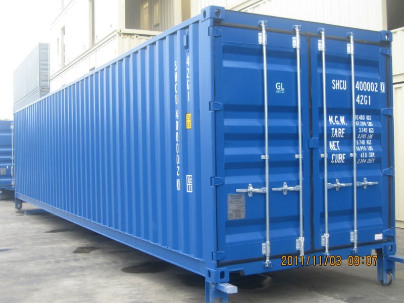 Teu ltd40ft shipping storage containers teu ltd for 3 40 ft container home